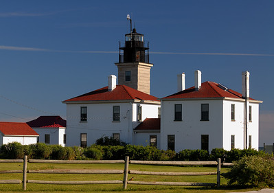 Beavertail Lighthouse - Jamestown RI