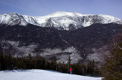 Mount Washington from Wildcat, NH