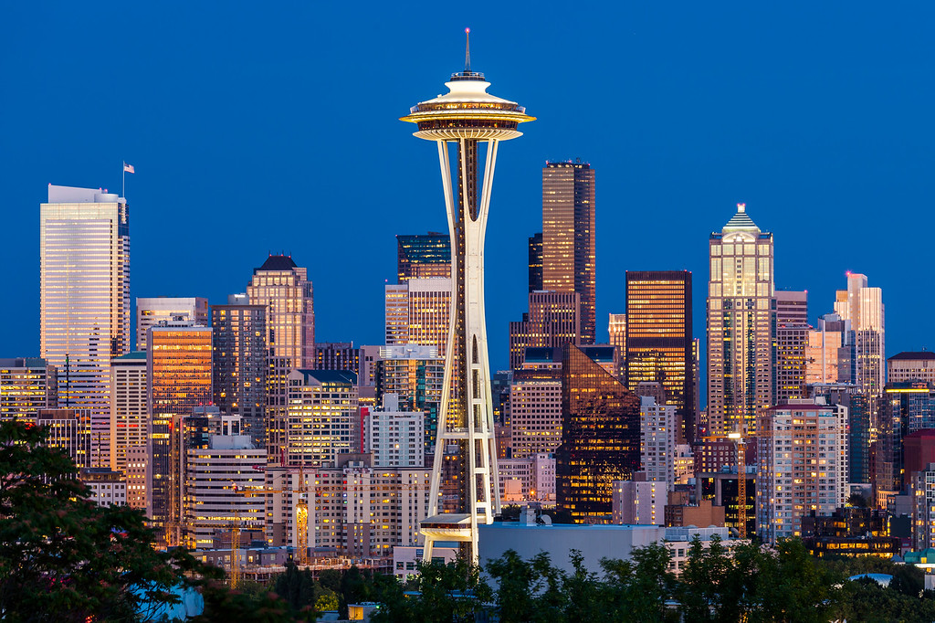 Classic Seattle