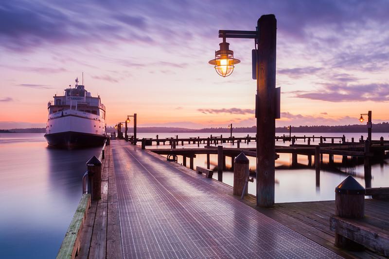 Kirkland Pier