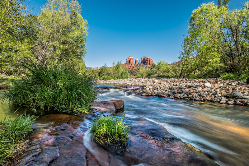 Oak Creek & Cathedral Rock