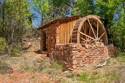 Pump House at Crescent Moon Ranch