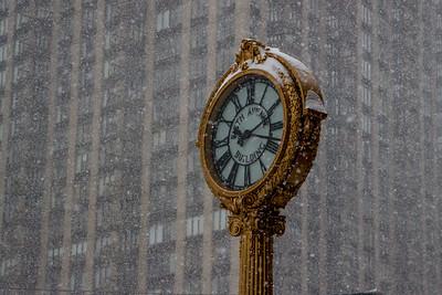 Madison Square Clock