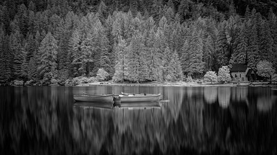 Monochrome reflections by Federico Rekowski