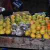 Fruit stand in Saly