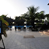 Pool at Lamantin Beach Hotel in Saly