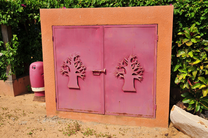 Cool electrical box