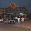 Restaurant in downtown Saly, Senegal