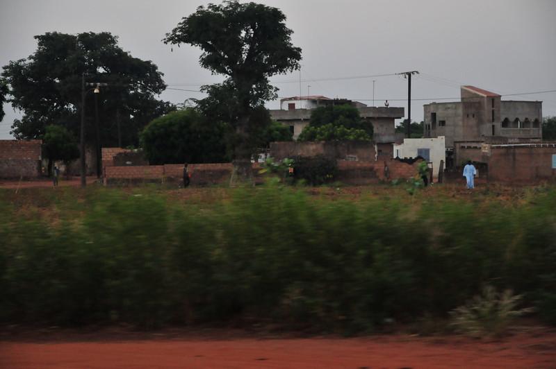 Houses in Senegal