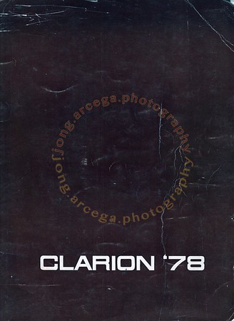 Malate Catholic High School '78 Clarion