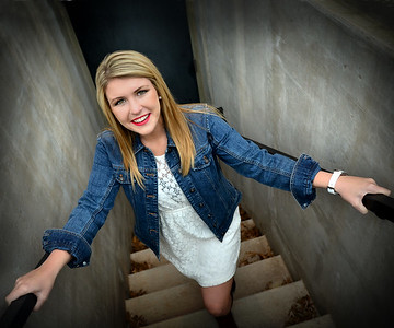 High School Senior Girls Photography by LimerickStudio, Creel McFarland, Photographer