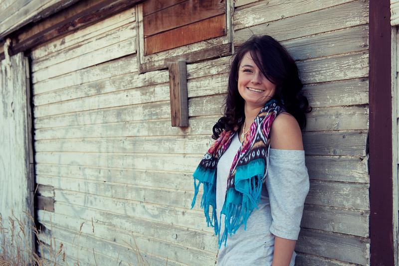 Jess' Senior Photos, Eagle Colorado.