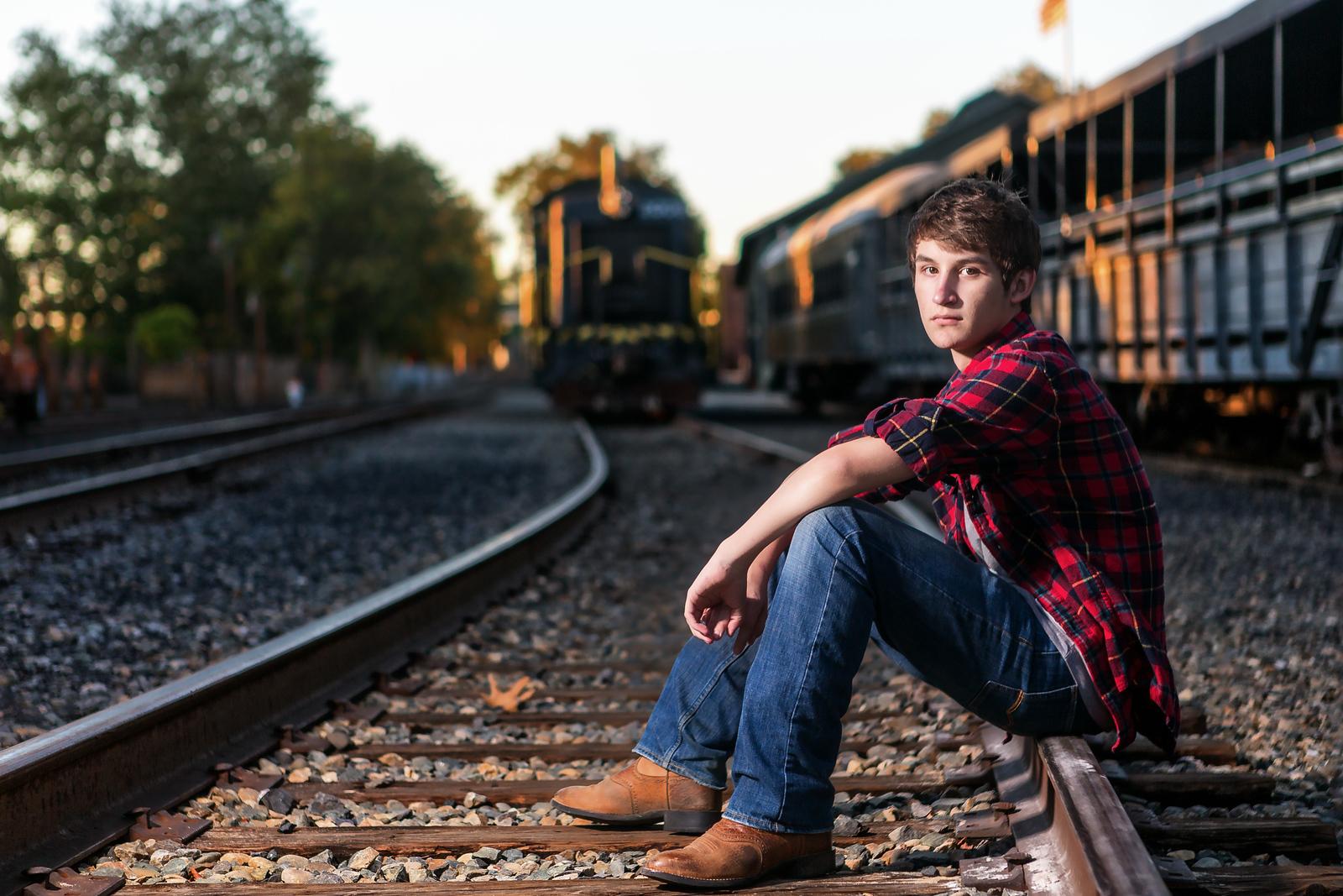 Senior Portrait_Riley