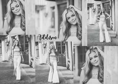 Addison collage