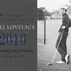 will lovelace senior announcement