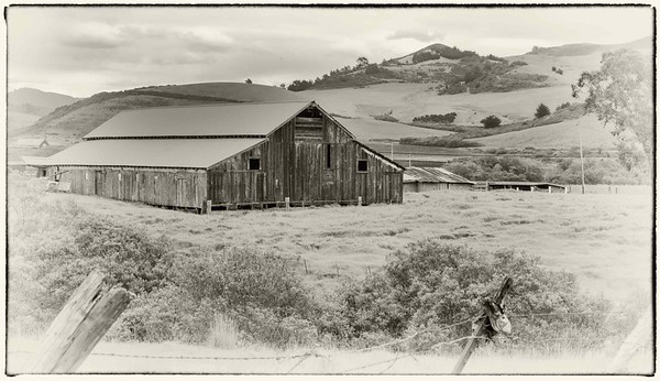 Pescadero Barn