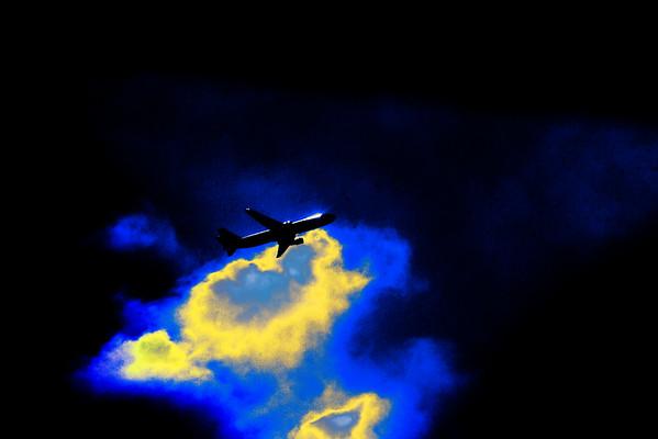 take the last flight home