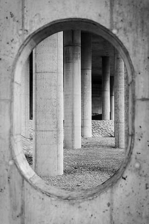 concrete asparagus