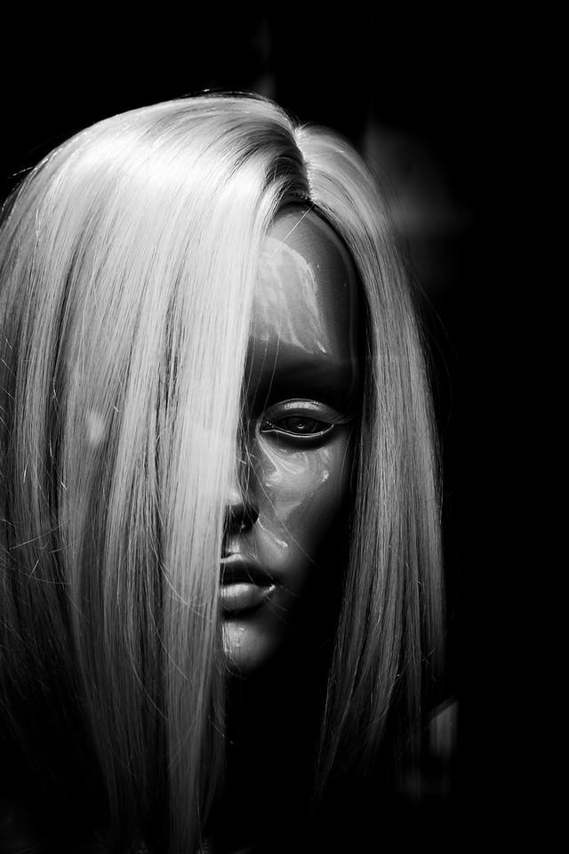 the black quicksilver girl