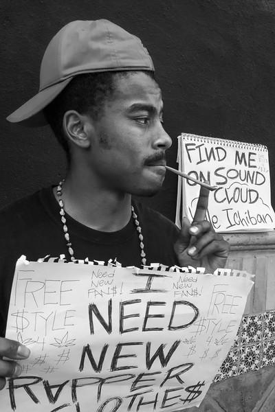 Velle Ichiban, Tucson Rapper