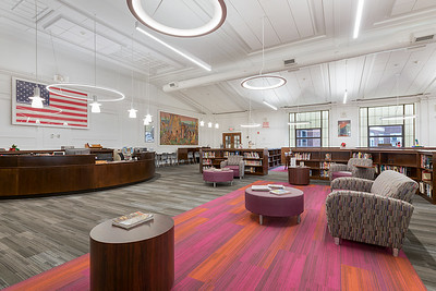 Sewanhaka High School Library