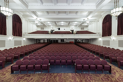 Sewanhaka High School Auditorium