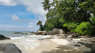 Beauvallon Beach, Mahe