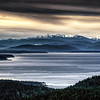 Olympics Across Puget Sound