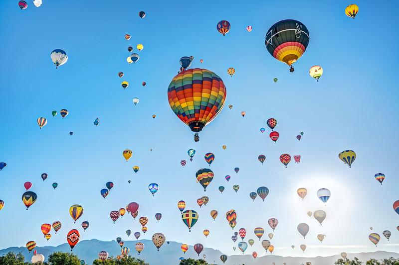 Albuquerque International Balloon Festival 2017 1