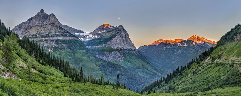 Paradise Meadow Sunrise