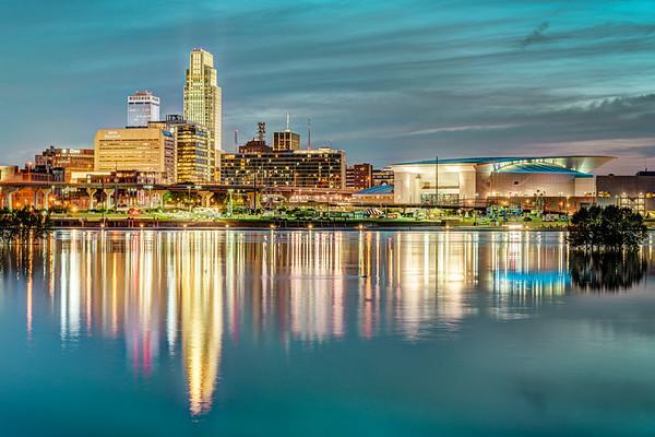 Omaha Reflection