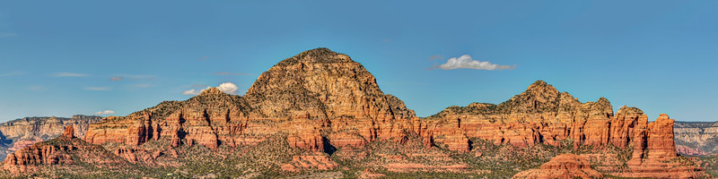 Capitol Butte Panorama