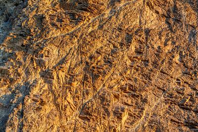 Chalk Cliffs Closeup
