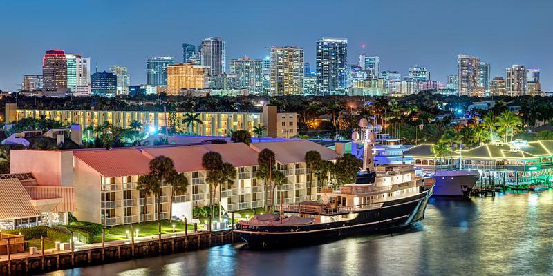 Fort Lauderdale Panorama