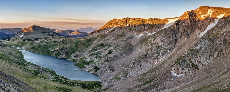Gardner Lake at Sunrise