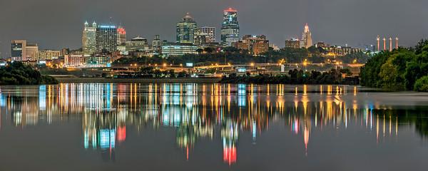 Kansas City from Kaw Point 2018