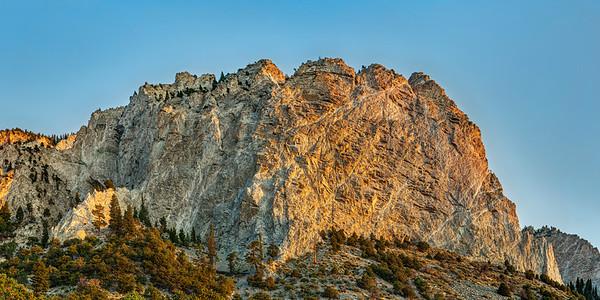 Chalk Cliffs at Sunrise