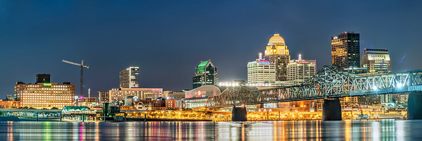 Louisville Panorama 2018