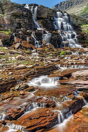Logan Creek Falls