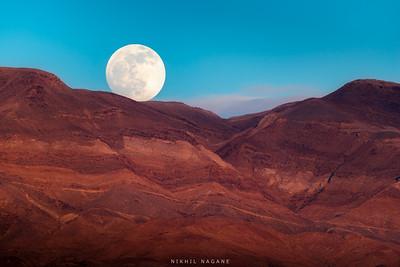 Timbisha Moonrise