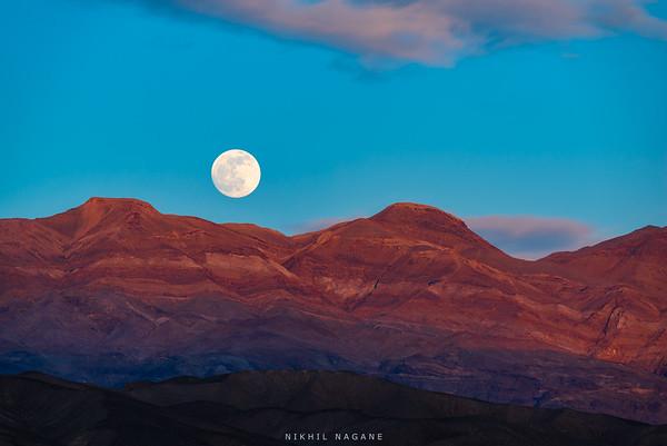 Timbisha Moonrise #2