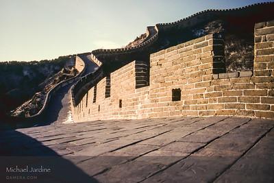 Great Wall, February 1980