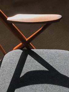 Rocking Chair Arm & Shadow, Portland, 2019