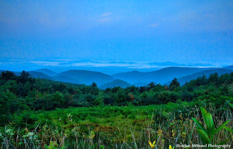 Vista View, Shenandoah National Park