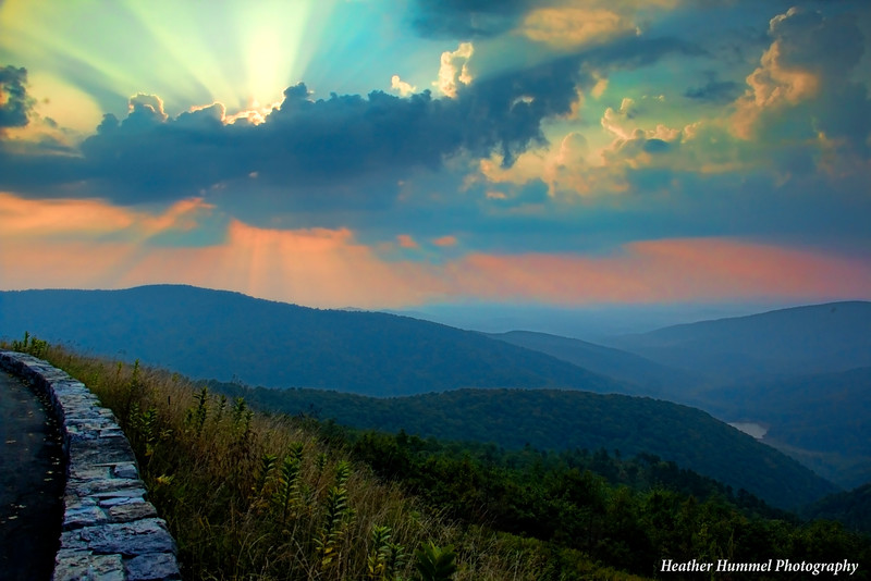 Sunburst, Shenandoah National Park