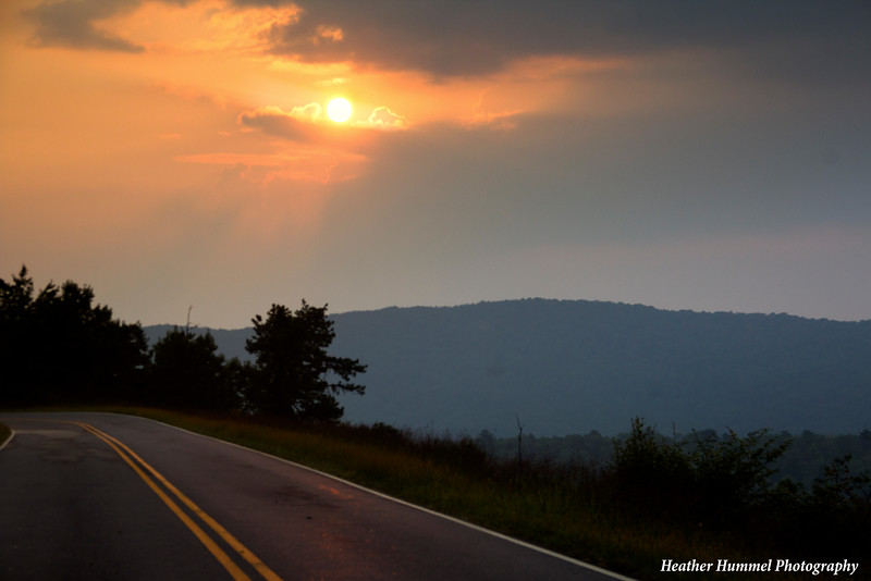 Sunday Drive, Shenandoah National Park