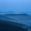Pre-Dawn Blues, Shenandoah National Park