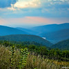 Mormons River Overlook, Shenandoah National Park