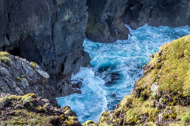 Esthaness cliffs