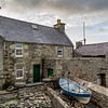"""Jimmy Perez'"" house in Lerwick, from the Shetland drama series"